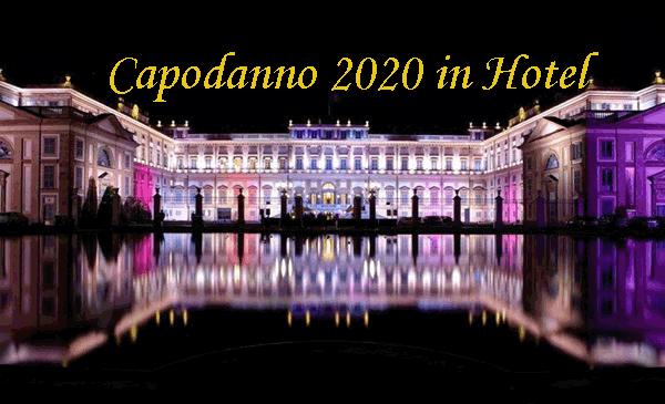 capodanno hotel e ville 2020 milano