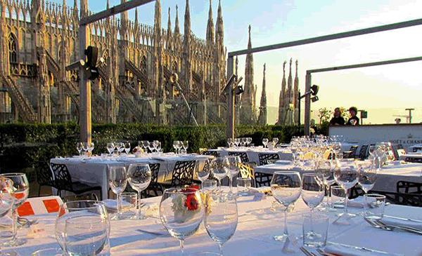 Duomo 21 In Terrazza Ristorante E Lounge Bar Info 339783151