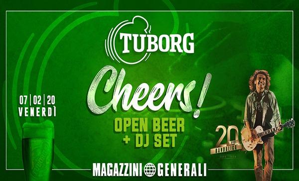 Open Beer Magazzini Generali
