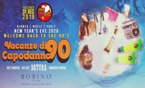 capodanno 2020 bobino club milano