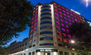 capodanno nyx hotel ville milano