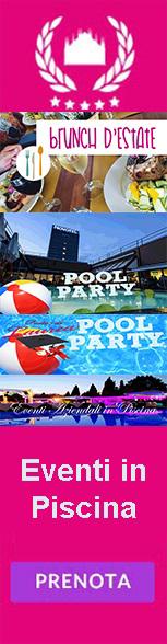 eventi in piscina milano